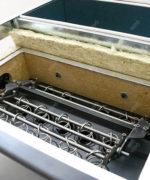 Sistem čišćenja izmenjivača toplote